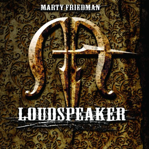 Marty Friedman Loudspeaker