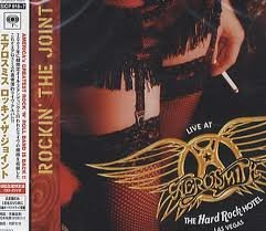 Aerosmith Rockin' The Joint