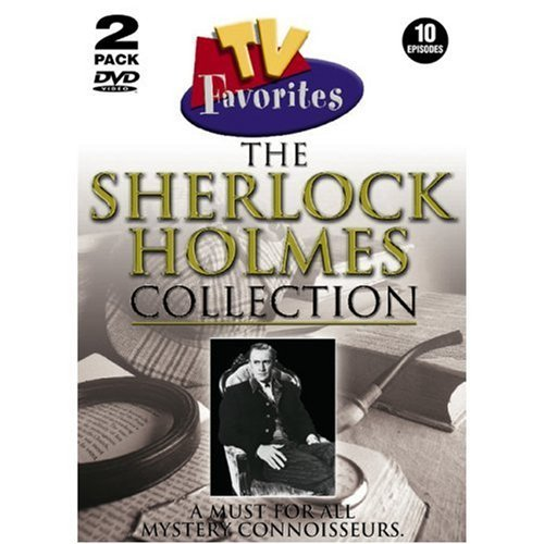 Sherlock Holmes Collection Sherlock Holmes Collection Nr 4 DVD