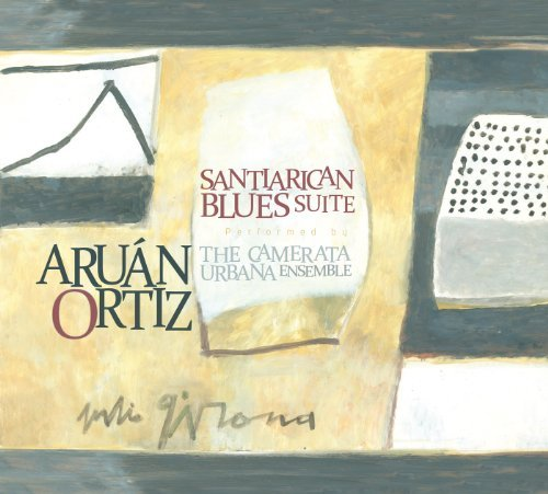 Aruan Ortiz Santiarican Blues Suite