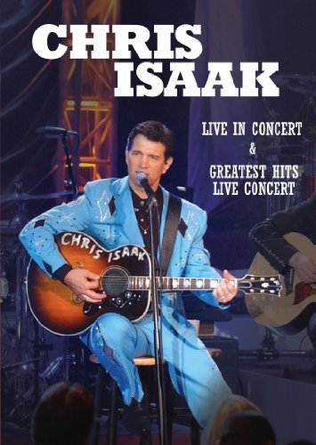 Chris Isaak Live Greatest Hits Live Ws Nr