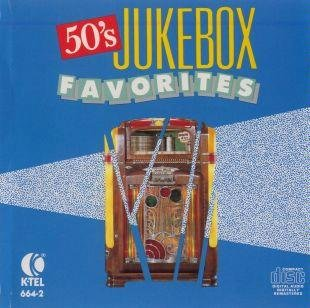 50's Jukebox Favorites 50's Jukebox Favorites