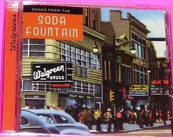 Songs From The Soda Fountain Songs From The Soda Fountain
