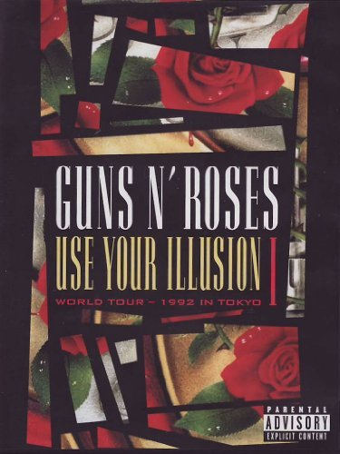 Guns N' Roses Use Your Illusion 1 Ged24415 Import Eu