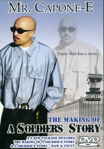Mr. Capone E Soldier's Story Explicit Version 2 DVD