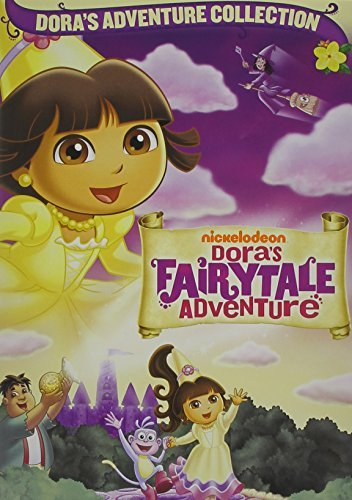 Dora's Fairytale Adventure Dora The Explorer Nr