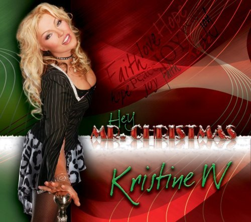 Kristine W Hey Mr. Chrstmas Ep Digipak