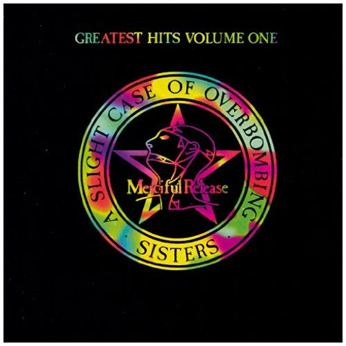 Sisters Of Mercy Greatest Hits Import Eu