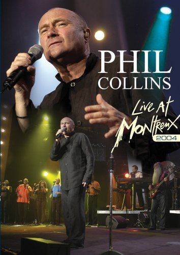 Phil Collins Phil Collins Live At Montreux 2 DVD