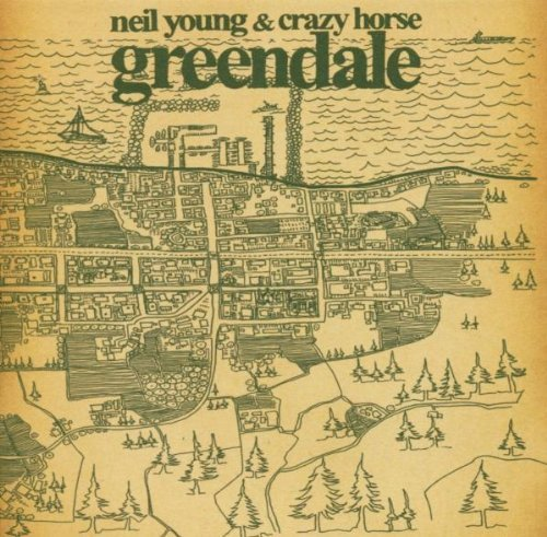 Neil Young & Crazy Horse Greendale Import Gbr