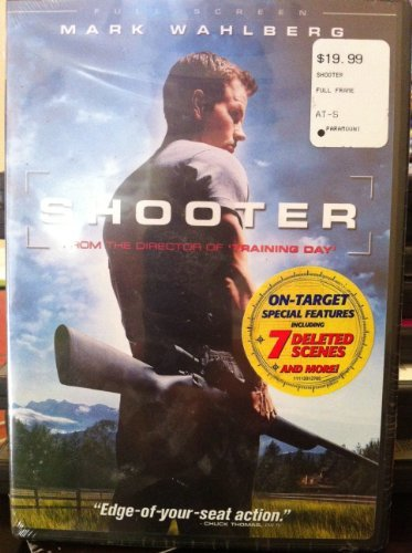 Shooter Wahlberg Pena Glover