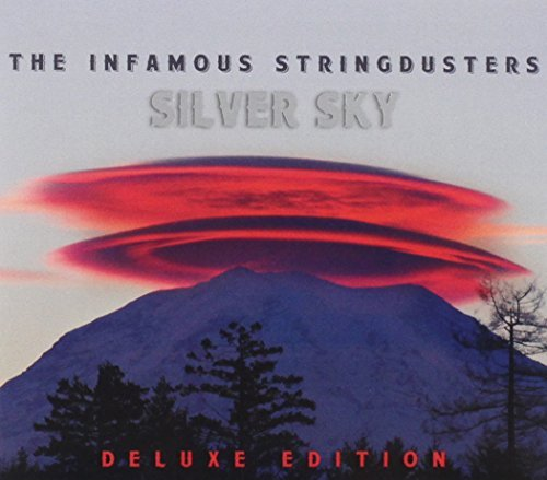 Infamous Stringdusters Silver Sky Deluxe Ed. 2 CD