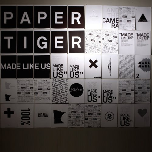 Paper Tiger Made Like Us