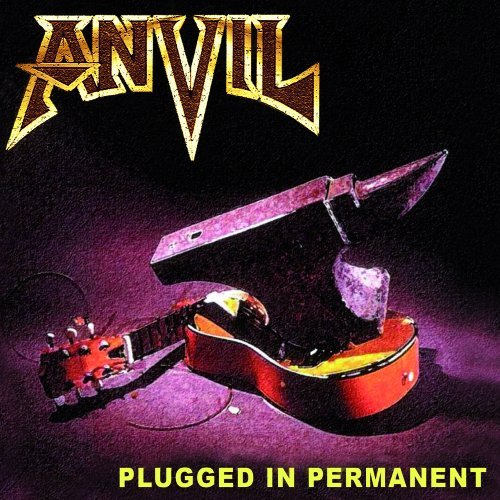Anvil Plugged In Permanent Digipak