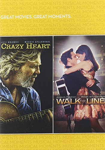 Crazy Heart Walk The Line Crazy Heart Walk The Line Ws Nr 2 DVD Incl. Musical Moments