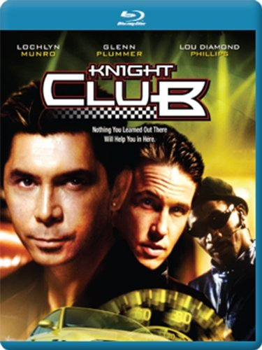 Knight Club Phillips Lou Diamond Blu Ray