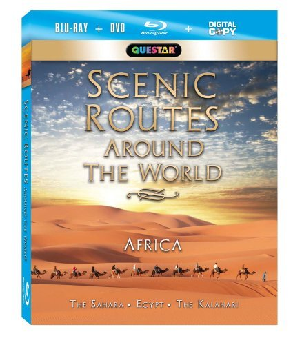 Africa Scenic Routes Around The World Blu Ray Ws Nr 2 Br