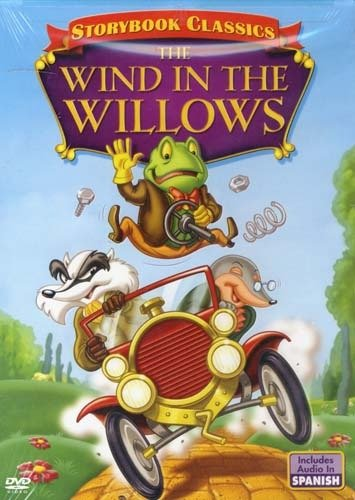 Animated Classics Wind In The Willows Clr Nr