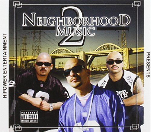 Hi Power Entertainment Present Vol. 2 Neighborhood Music Explicit Version 3 CD
