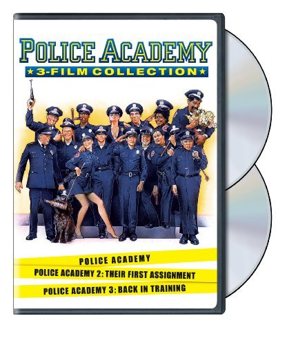 Police Academy 1 3 Collection Police Academy 1 3 Collection Nr 3 DVD