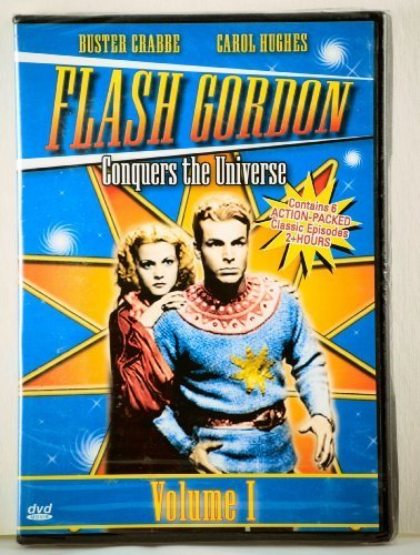 Flash Gordon Vol. 1 Conquers The Universe Clr Nr