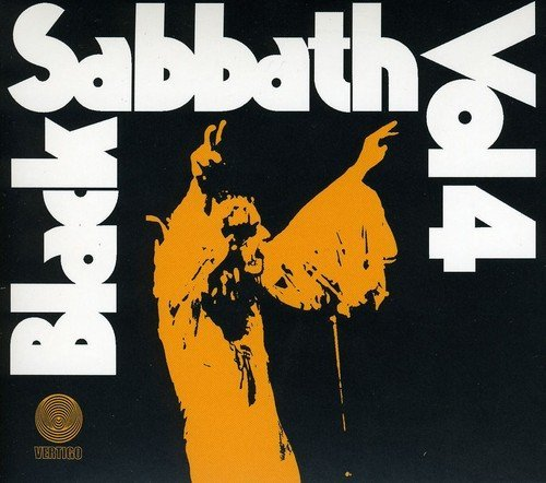Black Sabbath Vol. 4 Black Sabbath 2009 Rema Import Gbr