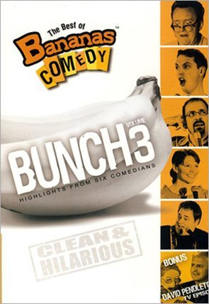 Guardian Studios The Best Of Bananas Comedy Bunch 3