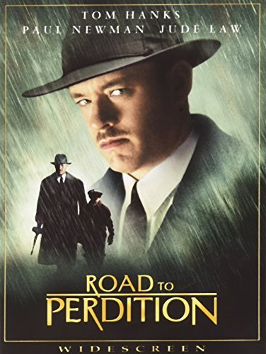 Road To Perdition Hanks Newman Law Leigh Tucci Ws Nr