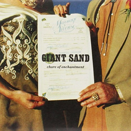 Giant Sand Chore Of Enchantment 10 11cc ( Digipak
