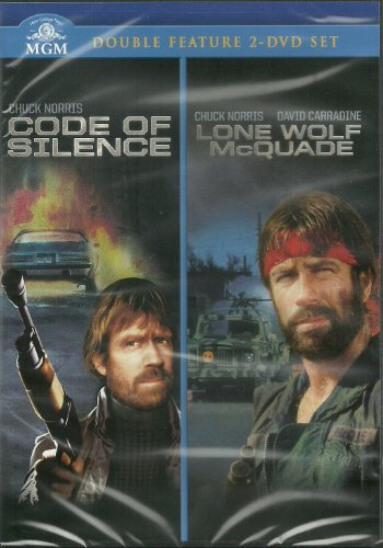 Code Of Silence Lone Wolf Mcquade Double Feature
