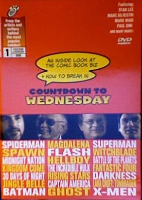 Countdown To Wednesday Inside Comic Book Documentary
