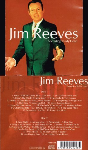 Jim Reeves According To My
