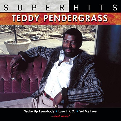 Teddy Pendergrass Super Hits