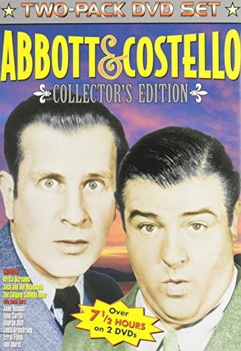 Abbott & Costello Vol. 1 Tv Collector's Edition Nr 2 DVD
