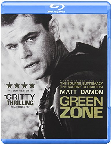 Green Zone Damon Kinnear Ryan Blu Ray Ws R Incl. DVD