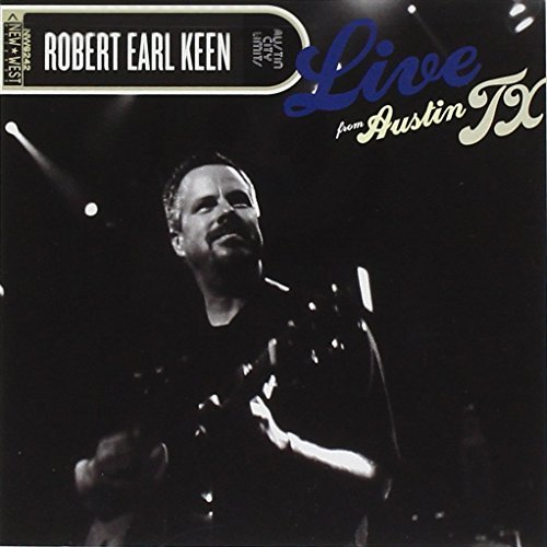 Robert Earl Keen Live From Austin Tx Incl. DVD