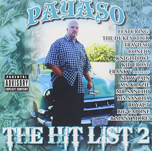 Payaso Hit List 2 Explicit Version