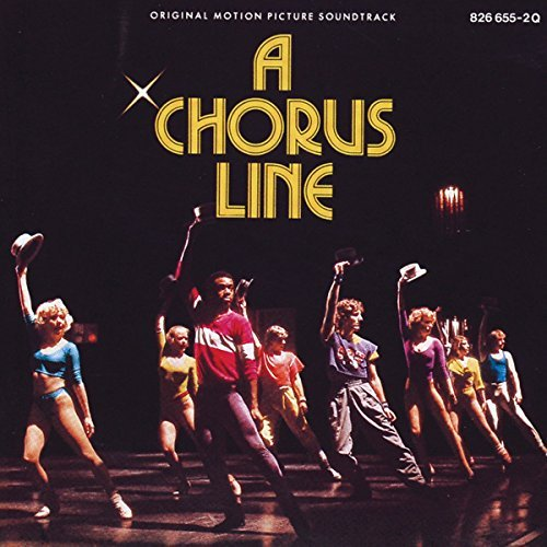 Chorus Line Soundtrack Import Eu