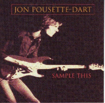 Jon Pousette Dart Sample This