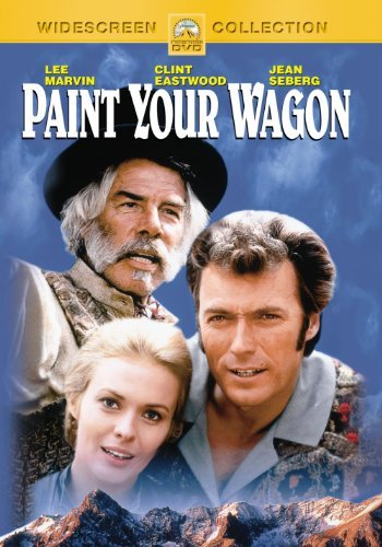 Paint Your Wagon Marvin Eastwood Ws Pg13