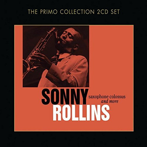 Sonny Rollins Saxophone Colossus & More Import Gbr 2 CD