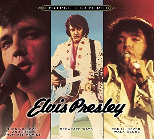 Elvis Presley Triple Feature