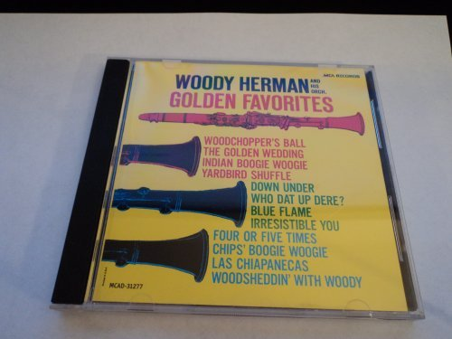 Woody Herman Golden Favorite