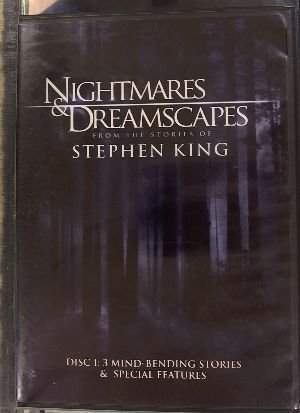 Nightmares & Dreamscapes Stephen King's (3 Stories Battleground Crouch End And Umley's L