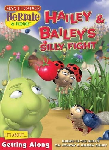 Hermie & Friends Hailey & Bailey's Silly Fight It's About Getting Along