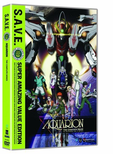 Aquarion Complete Series Box Set Ws Tvma 4 DVD
