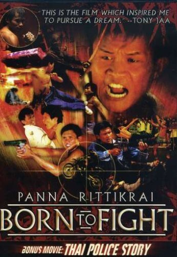 Born To Fight Thai Police Story Nr 2 DVD