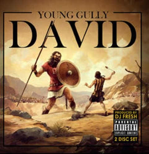 Young Gully David Explicit Version 2 CD