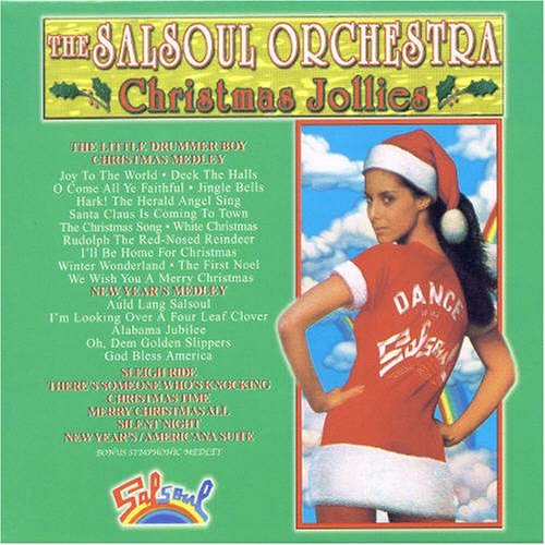 Salsoul Orchestra Christmas Jollies Import Can