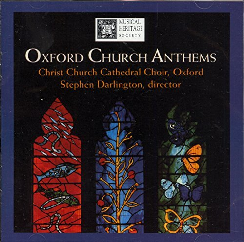 Oxford Church Anthems Oxford Church Anthems